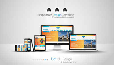 Responsive Website with jQuery